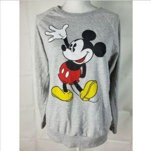 Disney Junior 17 XL Mickey Mouse Pockets  sweater